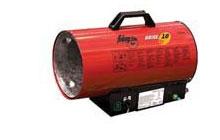 Тепловые пушки- дизельные, газовые, электрические.