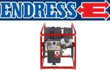 Бензиновые и дизельные электростанции ENDRESS
